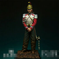 1/24 French Guard Resin Model Kits Unpainted GK Unassembled
