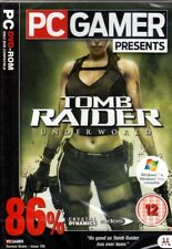 Tomb Raider UNDERWORLD (PC Game) Explore Everything/Stop at Nothing. Win 7/Vista