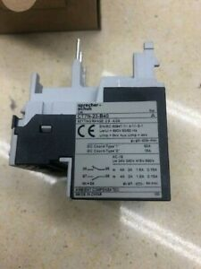 SPRECHER+SCHUH THERMAL OVERLOAD RELAY CT7N-23-B40 -CLEARANCE SALE