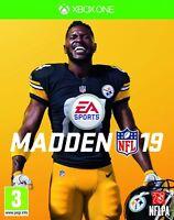 Madden NFL 19 (Xbox One) New & Sealed
