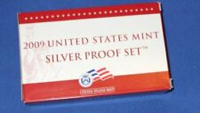 2009 Silver Proof 18 Coins with original box and COA