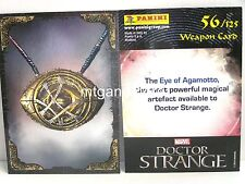 Doctor Strange Movie Trading Card - 1x #056 Weapon Card Foil - TCG