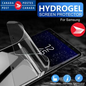 For Samsung Galaxy S8 S9 S10 S20 Plus S20 Fe S10E Note 20 Full Screen Protector