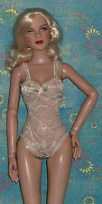 """Ready to Wear Lace Nude Lingerie Teddy Outfit fits 17"""" DeeAnna Denton MSD Lara"""