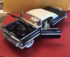 Road Tough 1959 Chevrolet Impala Convertible Die Cast Model - 1:18 Scale