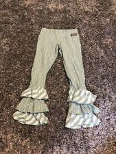Size 6 Matilda Jane Little Girl Ruffle Pants