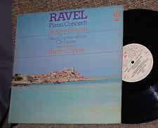 RAVEL PIANO CONCERTI Samson Francois Cluytens Paris EMI CFP 49971 vinyl NM