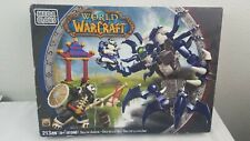 MEGA BLOKS WORLD OF WARCRAFT 91046 SHA OF ANGER NEW SEALED READ AD