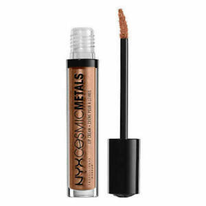 NYX Cosmic Metals Lip Cream Retro Harmony CMLC15, 0.13 fl oz, Brand New