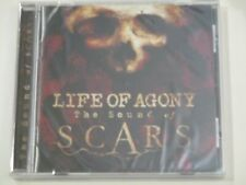 Life of Agony - Sound of Scars  CD NEW SEALED  - FREE SHIP USA