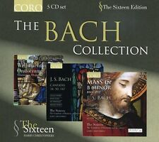 Harry Christophers, J.S. Bach - Bach Collection [New CD] Boxed Set