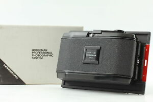 [Top MINT in Box] Horseman 6EXP 120 Roll Film Back Holder 6x12 4x5 from Japan