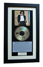 MICHAEL JACKSON Off The Wall CLASSIC CD Album QUALITY FRAMED+EXPRESS GLOBAL SHIP