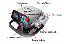 ENT and pain relief laser treatment Cold Laser Therapy device LLLT