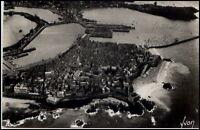 Saint Malo France CPA ~1940 Luftbild Vue aérienne Gesamtansicht Fliegeraufnahme
