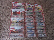 DISNEY PIXAR CARS LOT OF 25 ORIGINALS DESERT SET