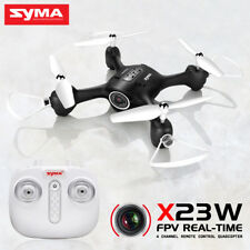 Syma New X23W RC Drone 2.4G 4CH 6 Axis Gyro Quadcopter with WiFi HD Camera FPV