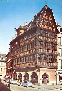 BR27985 Strasbourg la maison kommerzell france