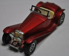 RILEY MPH 1934 - MATCHBOX 1/43 Y-3