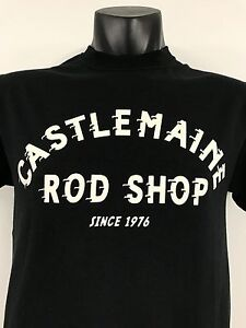 THE CASTLEMAINE ROD SHOP LONG SLEEVE SHIRT