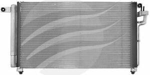 Condenser AIR CONDITIONING KIA RIO EX JB 1.4L 1.6L PET 8/05-8/11