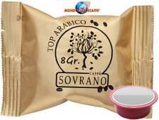 100 Cialde Capsule Caffè SOVRANO TOP ARABICO COMPATIBILE LAVAZZA A MODO MIO