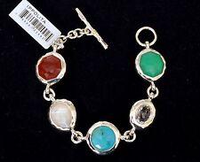 Ippolita Bracelet Multi Gemstone Toggle Rock Candy Wonderland New $1495 Sale