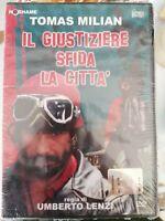 DVD Film IL GIUSTIZIERE SFIDA LA CITTà - Tomas Milian  nuovo