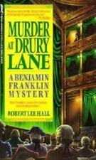 Murder at Drury Lane Hall, Robert Lee Paperback