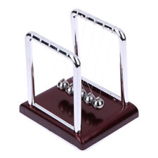Newton's Cradle Balance Steel Ball Physics Science Pendulum Nice Desk Decor Gift