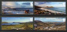 Falkland Islands 2018 MNH Landscapes Fox Bay 4v Set Tourism Nature Stamps