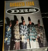 DRS - Gangsta Lean Cassette Tape Single SEALED rare hip hop rap album music