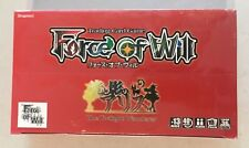 Force of Will TCG The Twlight Wanderer SEALED Booster Box (36 packs)