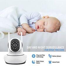 Cámara De Vigilancia Cámara De Seguridad Ptz Inalámbrica Cámara de bebé con Audio Interior