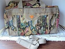 """Luggage Tapestry Design Satchel 19"""" 1 Compartments Outside Colorado Collection"""