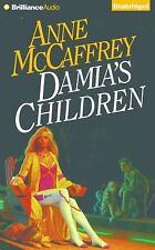 DAMIA'S CHILDREN unabridged audio book on CD by ANNE McCAFFREY