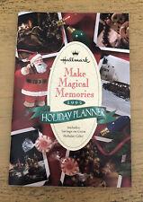Vintage Hallmark Holiday Planner 1995 Make Magical Memories Stickers Budget
