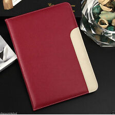 Smart Stand Leather Wallet Tablet Protective Case For Apple Ipad 2/3/4/ Air 5 UK
