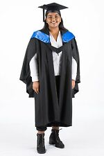 University Academic Hood Graduation Bachelor Blue