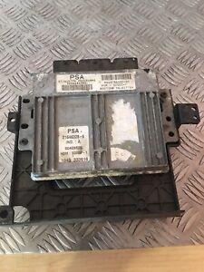 9644486780 XSARA PICASSO 1.8 ENGINE ECU PEUGEOT CITROEN 9643786680
