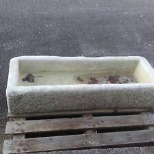 rechteckige pflanzk rbe blument pfe k sten aus beton g nstig kaufen ebay. Black Bedroom Furniture Sets. Home Design Ideas