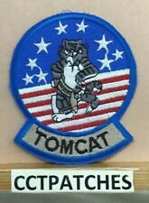 USAF TOMCAT F-14 PATCH