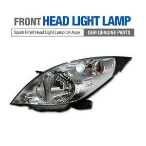Genuine Parts Front Head Light Lamp LH Assembly for CHEVROLET 2010-2012 Spark