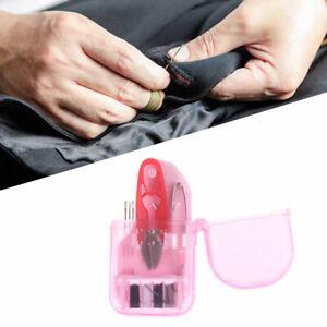 Home Travel Portable Mini Portable Sewing Kit Sewing Box Sewing Tool Box Nee_cd