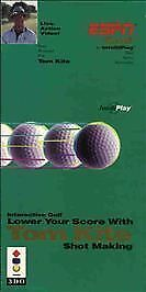 ESPN Golf - Lower Your Score With Tom Kite Shot Making (3DO, 1994)