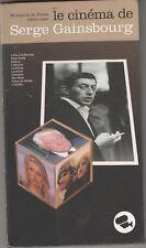 Musiques de Films 1959-1990  Serge Gainsbourg (CD, Jul-2002, 3 Cd's) New Sealed