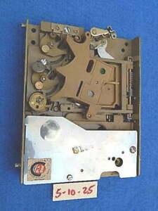 Seeburg wallbox DEC110 DEC125 DEC3 DEC4 Coin Acceptor 5-10-25