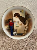 Special Memories 1985 Mothers Day Mini Plate