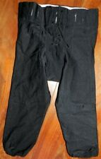 Football Pants Black A4 Nb6141 Youth size Large 14-16 New