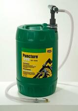 OKO 25 LITRE OFF ROAD TYRE SEALANT DRUM - Includes Pump Puncture Free 25L LTR